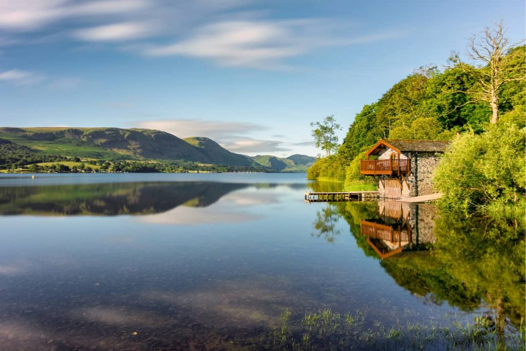 romantic holiday cottages for couples