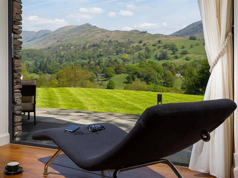 lake district ambleside romantic cottage for couples infinity view